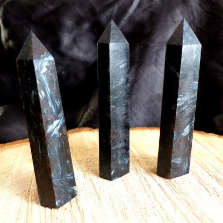 Anthophyllite (''astrophyllite'') ~ Changement (8cm)