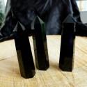 Pointe d'obsidienne noire (8cm)