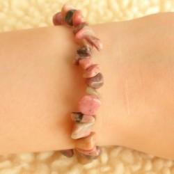 Bracelet Rhodonite ~ Emotion