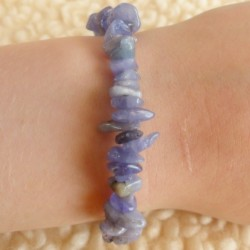 Bracelet Tanzanite ~ Evolution
