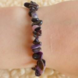 Bracelet Sugilite ~ Chemin de vie