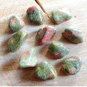 Unakite (Epidote) ~ Force tranquille