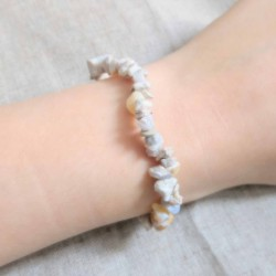 Bracelet Howlite ~ Equilibre
