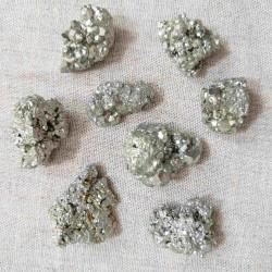 Pyrite brute ~ Construction