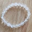 Bracelet Cristal de roche ~ Pureté