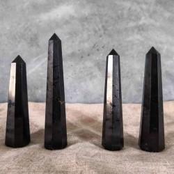 Pointe de Tourmaline noire ~ Protection