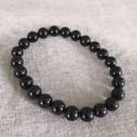 Bracelet de Tourmaline noire ~ Protection