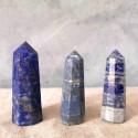 Petite pointe de Lapis Lazuli ~ Troisième oeil