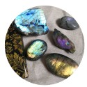 Les Labradorites ~ Protection douce