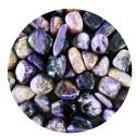 Pendentifs pierres roulées